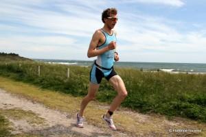 Matthieu Diverrès en course à pied