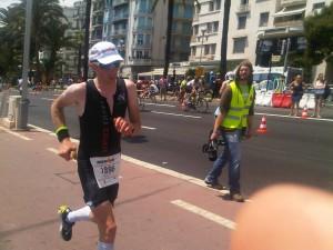 Mattieu JEANNES 20ème km