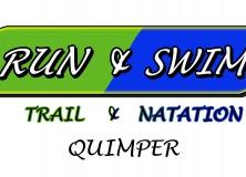 logo trail et natation quimper
