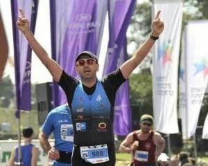 David Illoz Marathon de Jérusalem 2014