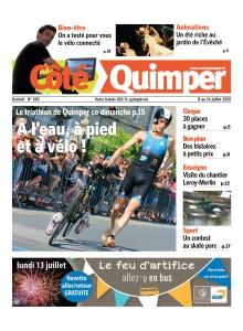 Côté Quimper n° 160 - pge 1