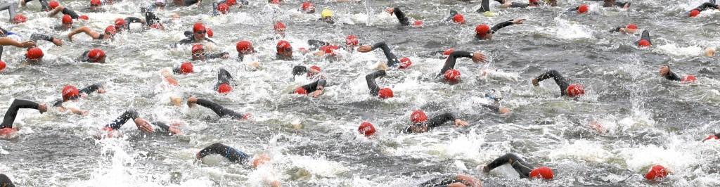 26e triathlon de Quimper. Dimanche 10 juillet 2011.