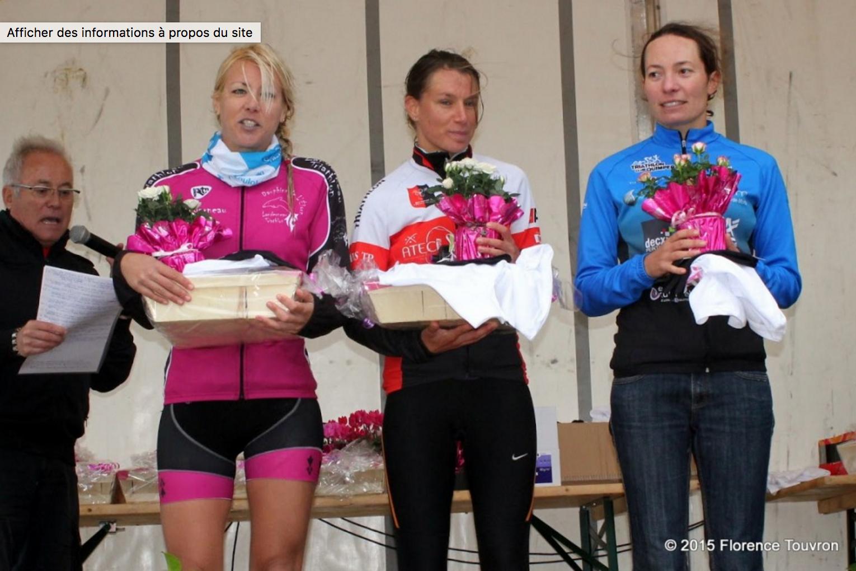 Karen Talour - podium Bretagne S à Locquirec
