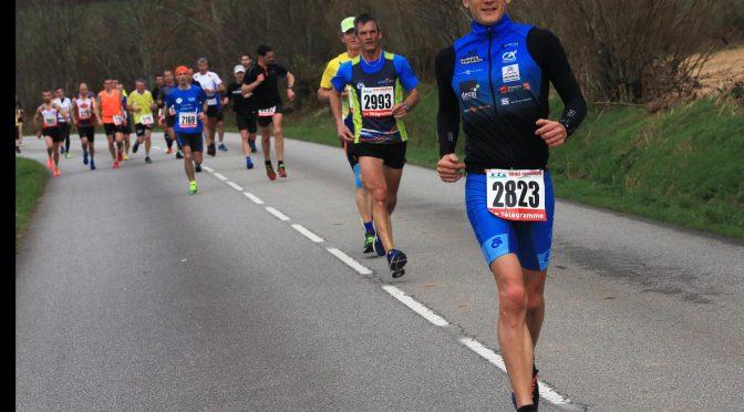Semi-Marathon Locronan Quimper et 10km Croëzou Quimper : Dimanche 12 Mars 2017
