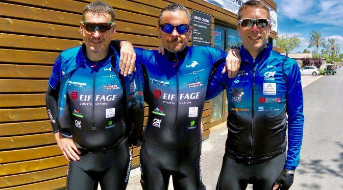 3 Quimpérois racontent leur stage longue distance à Salou (Espagne)
