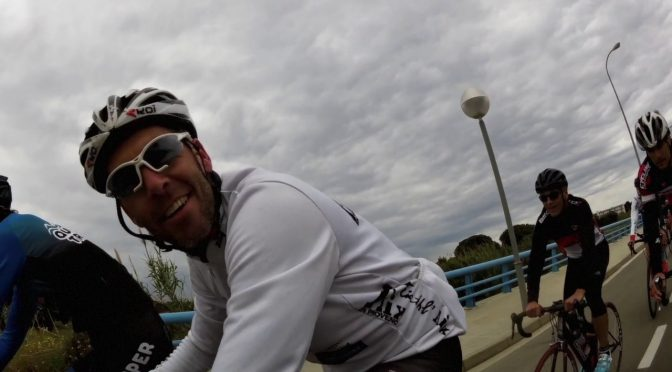 VIDÉO. Le stage longue distance de Salou filmé par un sociétaire du Quimper triathlon