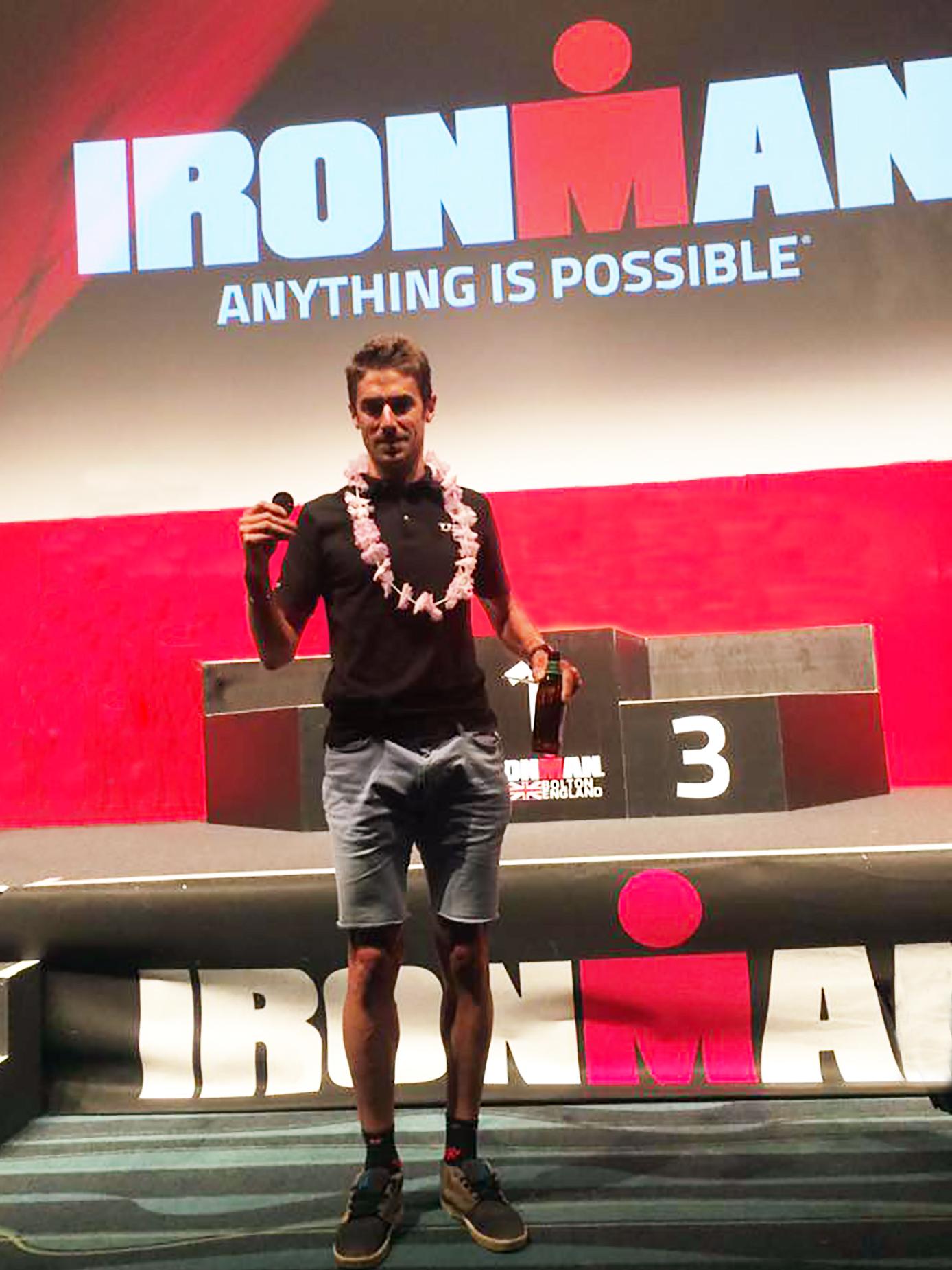 Revivez la semaine de Sébastien Escola aux championnats du monde Ironman à Hawaï