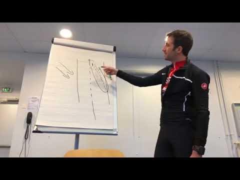 Apprendre à rouler en groupe avec Benoît Jouanigot