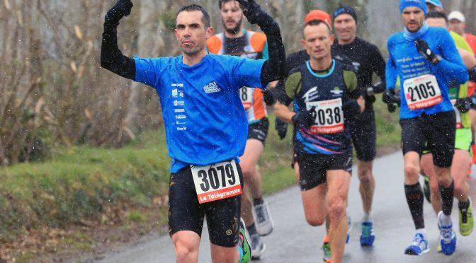 Résultats semi Locronan-Quimper et 10 km Le Croëzou Quimper , dimanche 18 Mars 2018