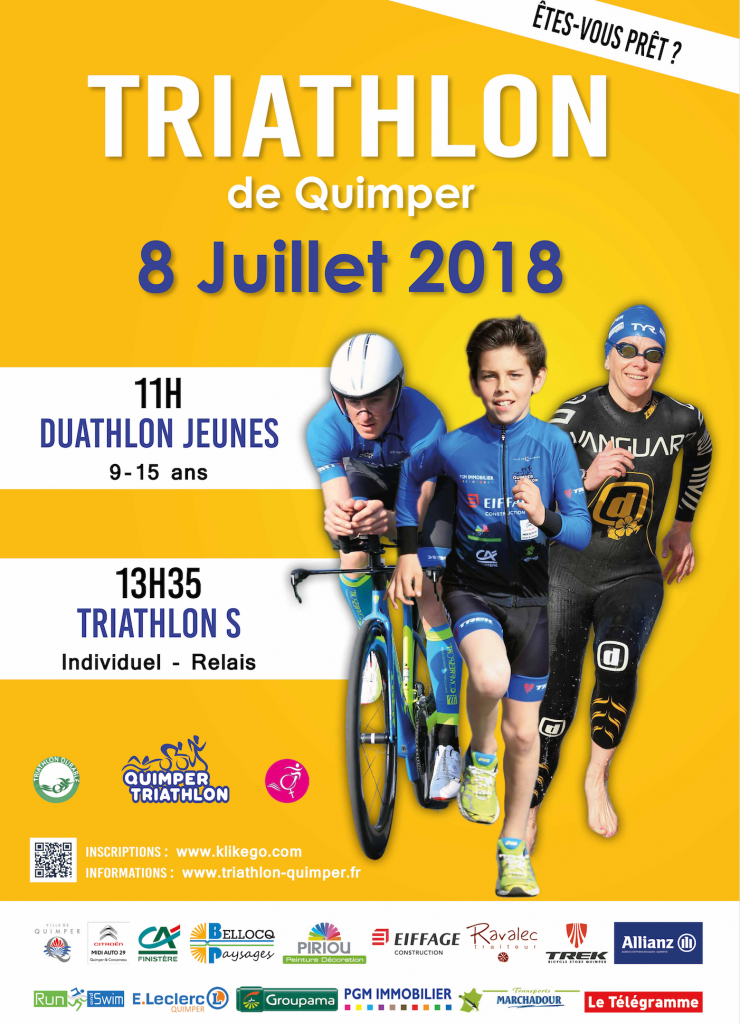 triathlon quimper 2018 photos