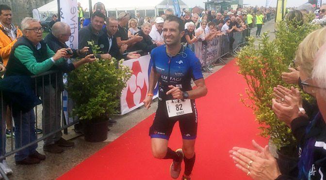 Benoît Jouanigotraconte sa 2e place du XXL Corsaire