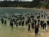 a depart natation