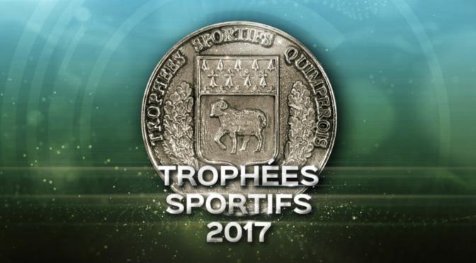 Nos 2 victoires aux Trophées sportifs quimpérois 2017